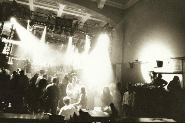anni 90 discoteche roma