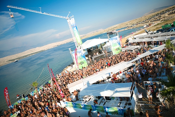 papaya beach club – pag