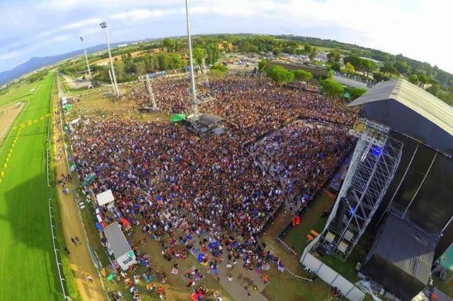 rock in roma estate romana 2017 eventi capannelle concerti rock migliori eventi estate a roma