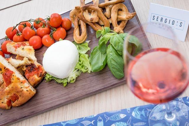 sergio's bisceglie pizzeria ristorante aperitivo