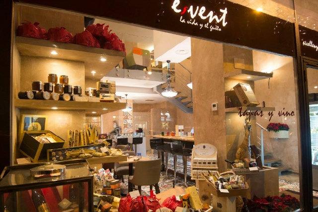 negozi e ristorante milano