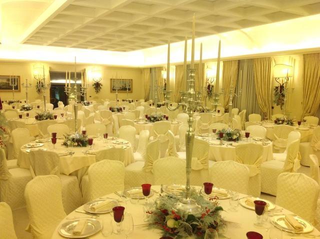 ristorante per matrimoni a roma