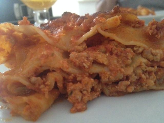 la focaccia lasagna