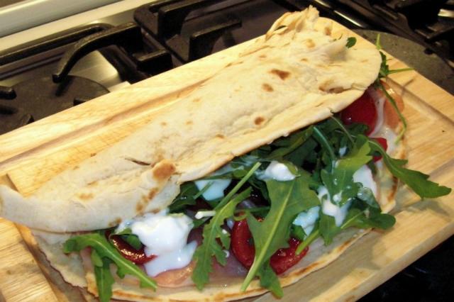 veloce ed economica, dove mangiare la piadina a napoli