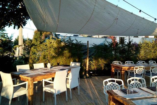 ristoranti con giardino estate veneto