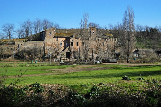 parco caffarella roma