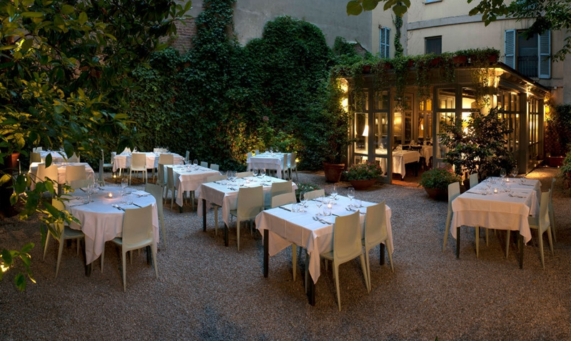 I 10 ristoranti milanesi con giardino che preferisco - Ristoranti milano con giardino ...