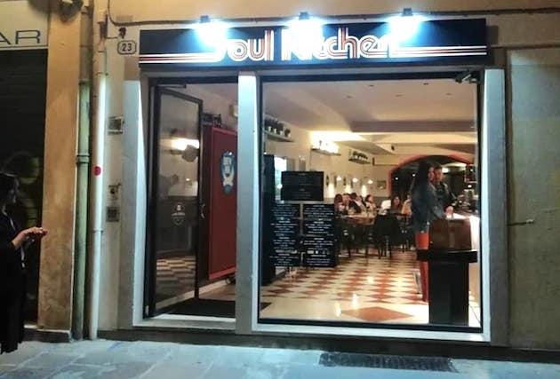 nuovo soul kitchen