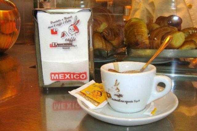dove bere caffè a napoli
