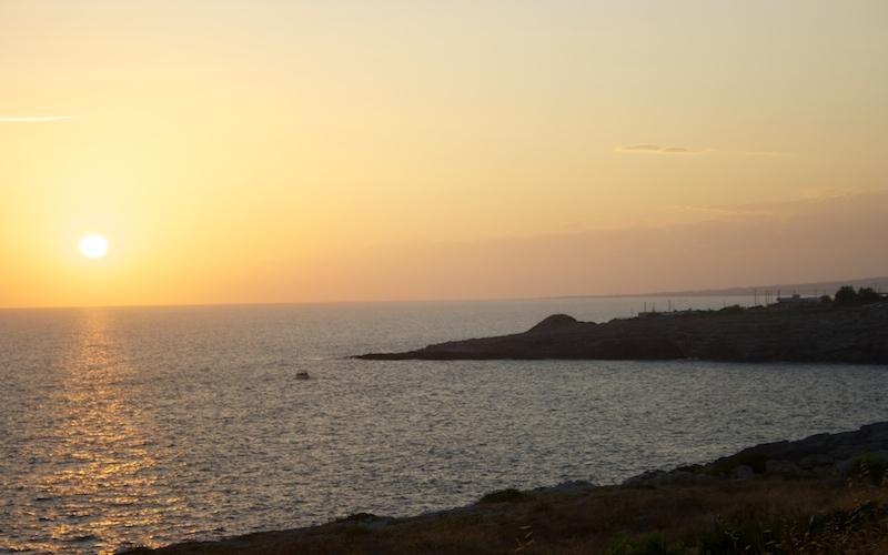 redattori licheri tramonto sunset santa maria di leuca salento