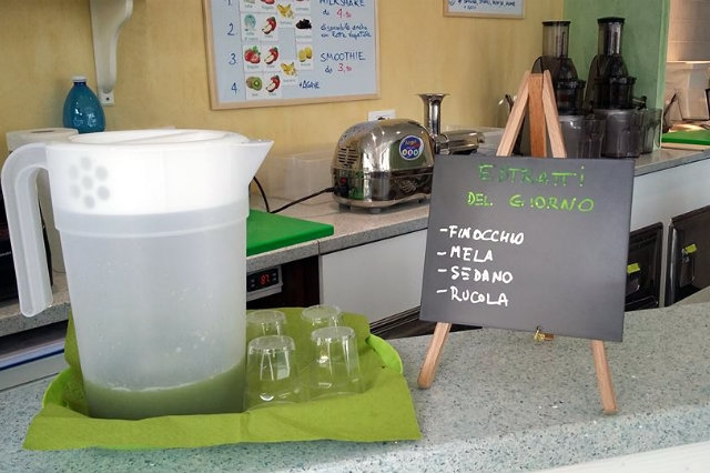 juice bar veneto