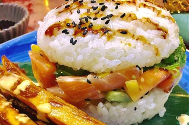 mahalo migliori ristoranti sushi fusion roma