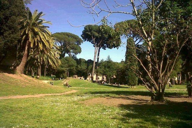 fare picnic a roma villa torlonia