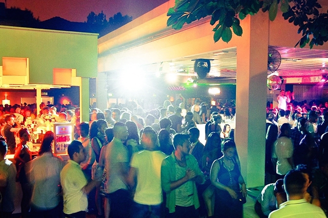 the beach discoteca estate milano