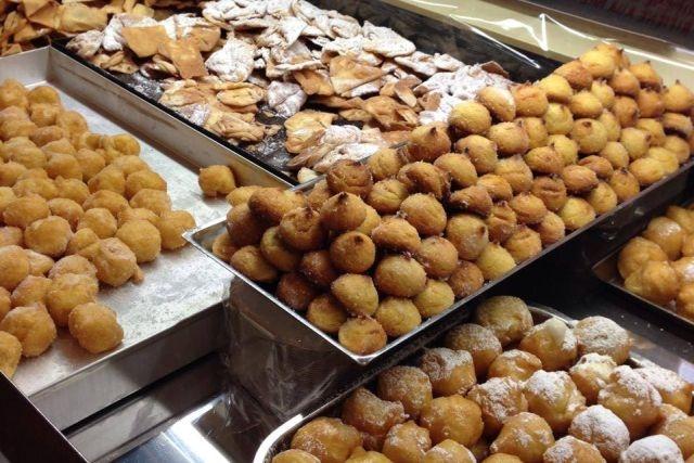 dolci di carnevale roma luperini