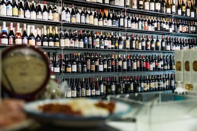 roscioli ristorante trattoria tre bottiglie premi guida gambero rosso roma 2018