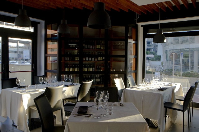 host restaurant roma fiumicino alga sbirulina cucina di mare vegetariana vegana ristoranti strani roma