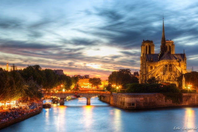 parigi evening flickr creative commons https://www.flickr.com/photos/loic80l/7761748742/