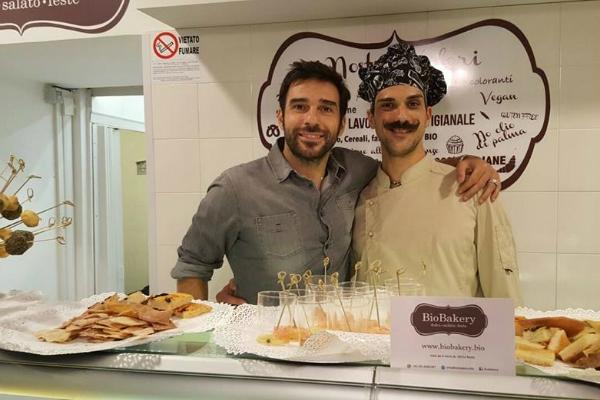 bio bakery monteverde forno panificio pasticceria caffè letterario dolci polpette sformati riso libreria tommaso milillo low cost nuove aperture roma ottobre 2016