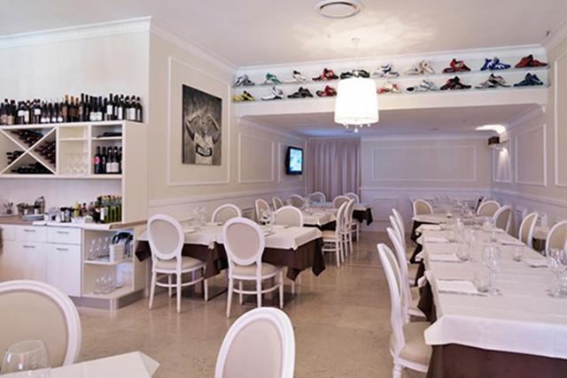 botinero ristorante modelle milano