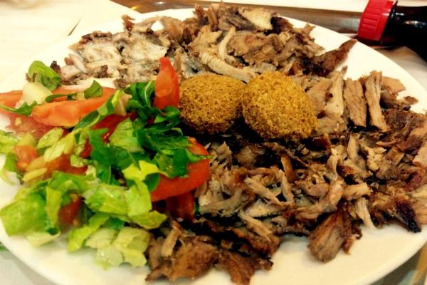 shawarma station monti via merulana ristorante tavola calda etnico kebab piatto classifica 10 kebab preferiti a roma