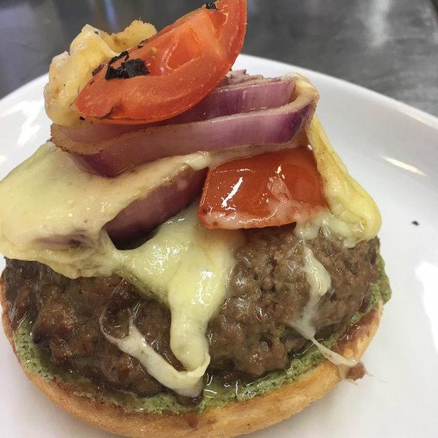 hamburger broli