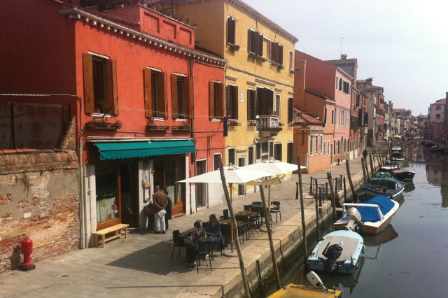 Dove mangiare le moeche a venezia for Ristorante amo venezia