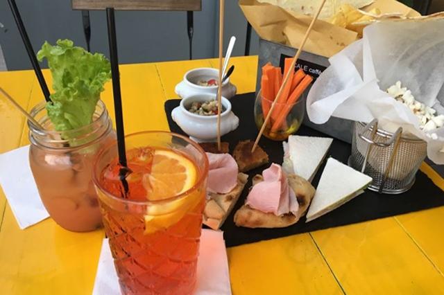 I 10 aperitivi pi chiacchierati di brescia - Caffe cucina brescia ...