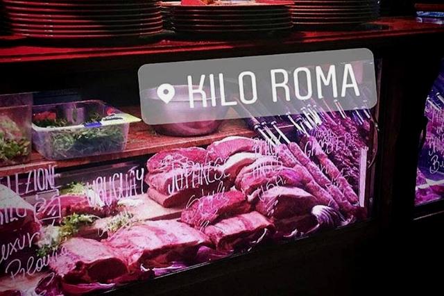 dove mangiare carne di kobe a roma kilo restaurant carne scelta pregiata ristorante