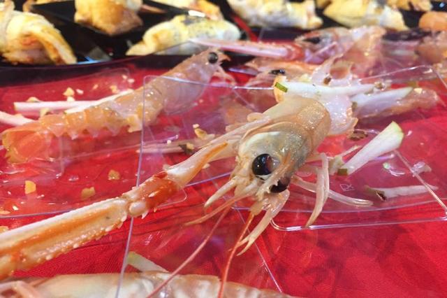 ristopescheria consoli tuscolano pesce crudo aperitivo scampi