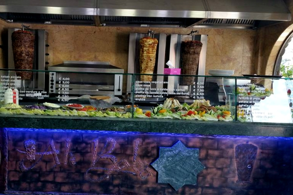 alì babà arco di travertino tuscolano kebab kebabbaro roma sud movida street food vita notturna classifica 10 kebab preferiti a roma