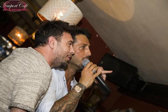 newport cafè roma karaoke