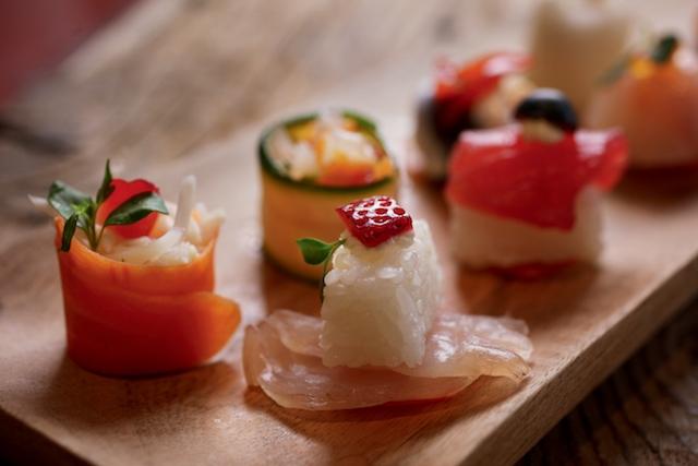 mignon fiorital pesce stuzzichini aperitivo