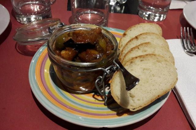 mangiare siciliano in veneto