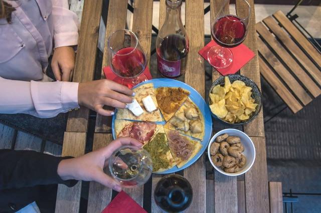 naturavino enoteca vineria roma aperitivo degustazione vini naturali a roma