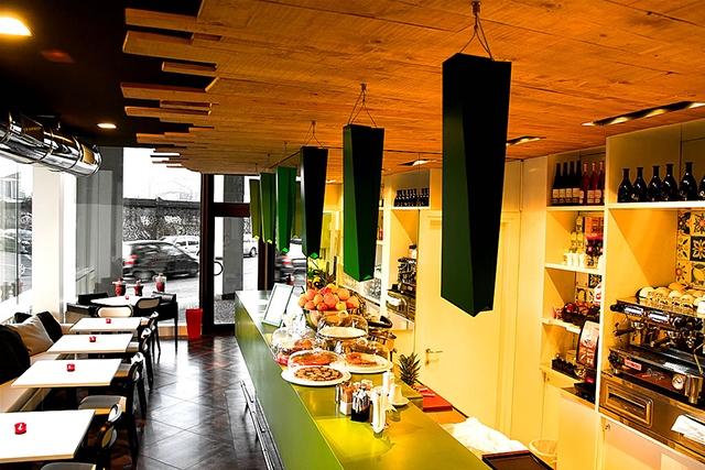 ghea ristorante vegano milano
