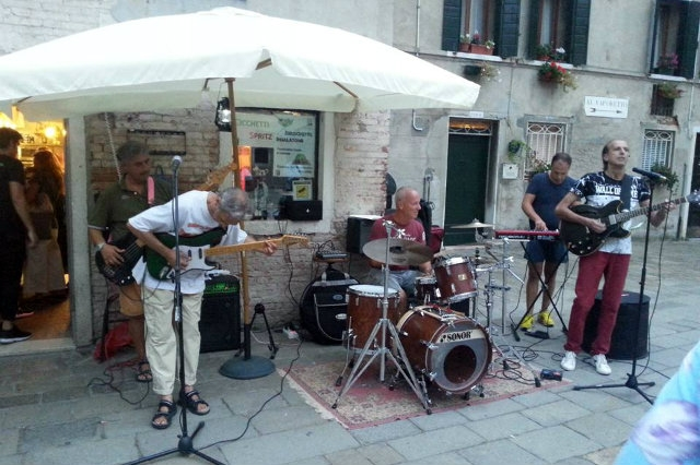 cena con musica dal vivo venezia
