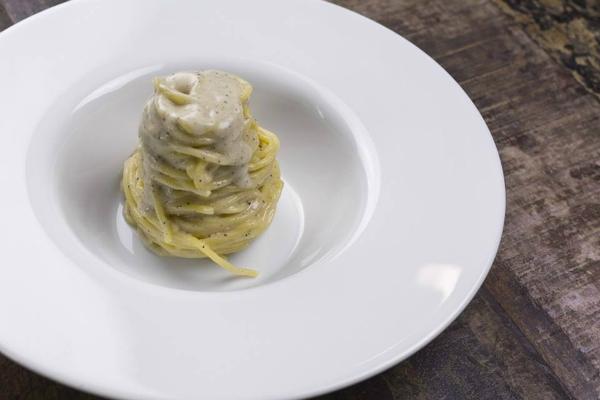 gli ulivi parioli pierluigi gallo chef niko romito roma cacio e pepe classifica migliori 10 cacio e pepe a roma