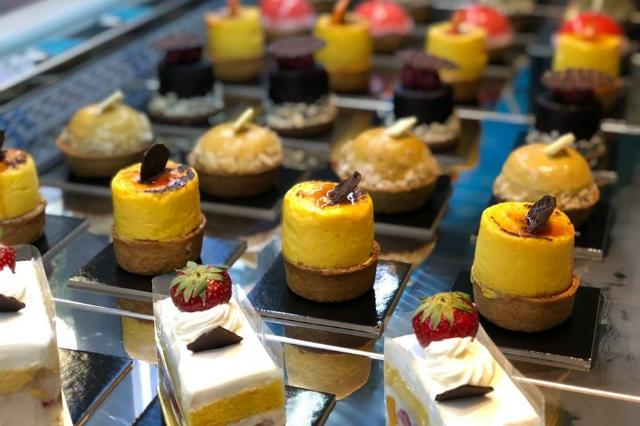 hiromi cake pasticceria giapponese nuove aperture inverno 2019 roma prati