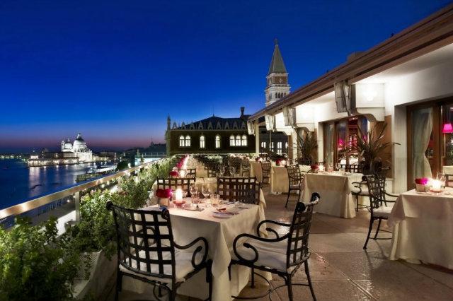 danieli ristorante primo bacio venezia