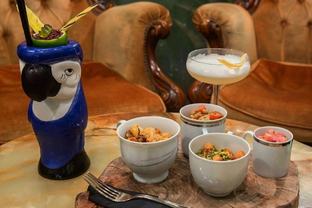 la scimmia cocktail experience san giovanni aperitivo food e cocktail pairing roma locali interessanti