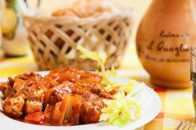 osteria il quagliaro roma quarticciolo periferia cucina romana manzo picchiapò ristoranti spendere poco roma