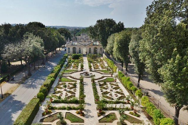 giardini segreti roma giardini segreti villa borghese