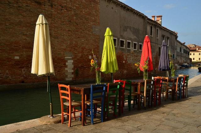 paradiso perduto venezia mangiare all'aperto