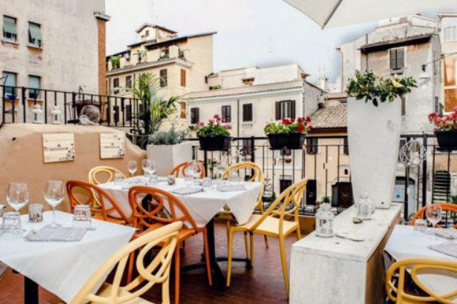 ristoranti pesce roma vii corte