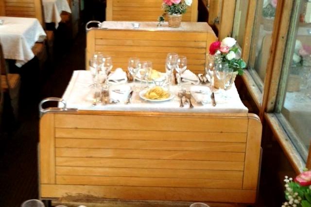 ristotram ristoranti e piatti strani a roma dove mangiare tram cenaromantica