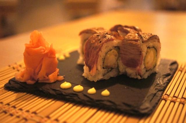 wasabi ristorante sushi roma balduina kobe style uramaki fusion giuliano masayuki