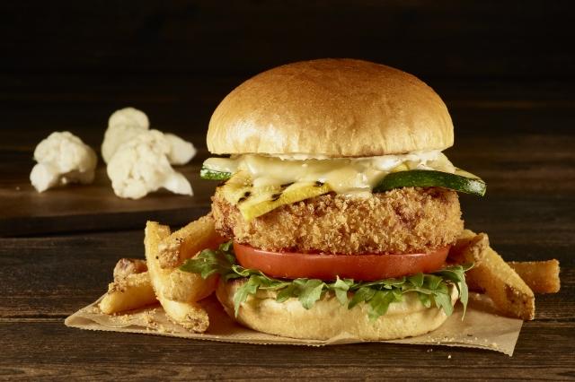 cauliflower burger hard rock cafe roma migliori hamburger burgers pranzo cena americano via veneto