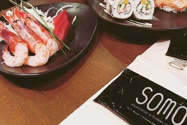ristoranti giapponesi roma somo