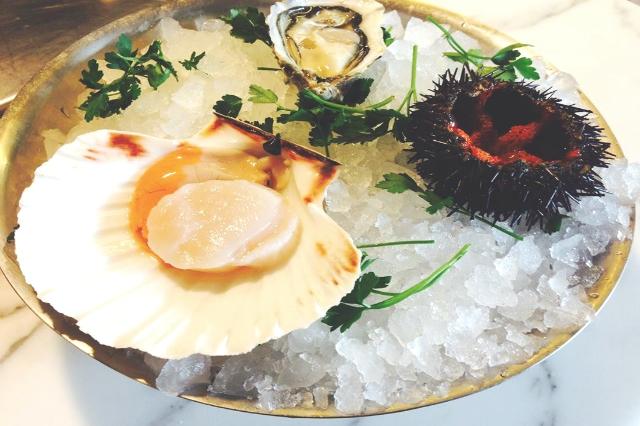 shangri la corsetti ristorante pesce migliori ristoranti eur roma
